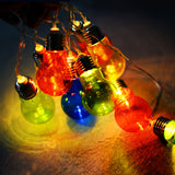 Christmas Wedding Party LED String Ball Lights
