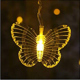 fairywings butterfly curtain lights  String Light 3.5M/11.5FT 96SMD Curtain Light 16 LED Butterfly Strings 8 Mode Fairy Light Strip for Party Indoor Outdoor Room Garden Wall Wedding Christmas Xmas Decorations girls room lighting Christmas lighting; Market Engineering lighting, architectural decoration, decoration of trees along streets, parks, decoration, decorative river, urban night lighting, gardening, all over the environment decoration, home etc glicha