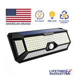 SunnyLar 268 Led Solar Lights Outdoor