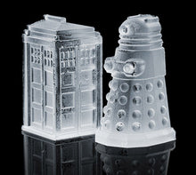 Doctor Who Tardis and Daleks Ice Tray - thevandystore