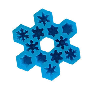 Holiday Snowflake Ice Tray - thevandystore