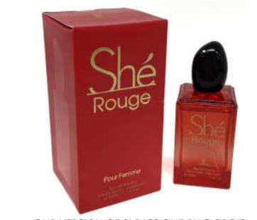 She Rouge For Women