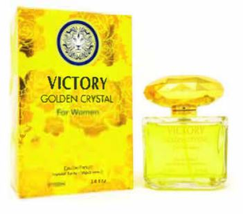 Victory Golden Crystal