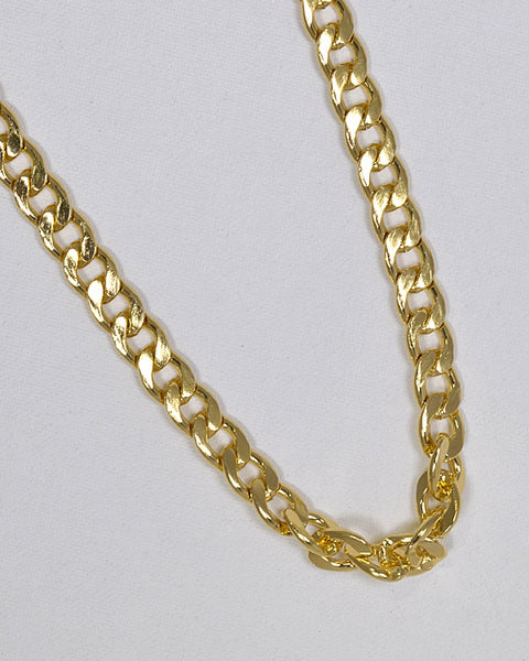 Multiple Link Chain Necklace id.31475