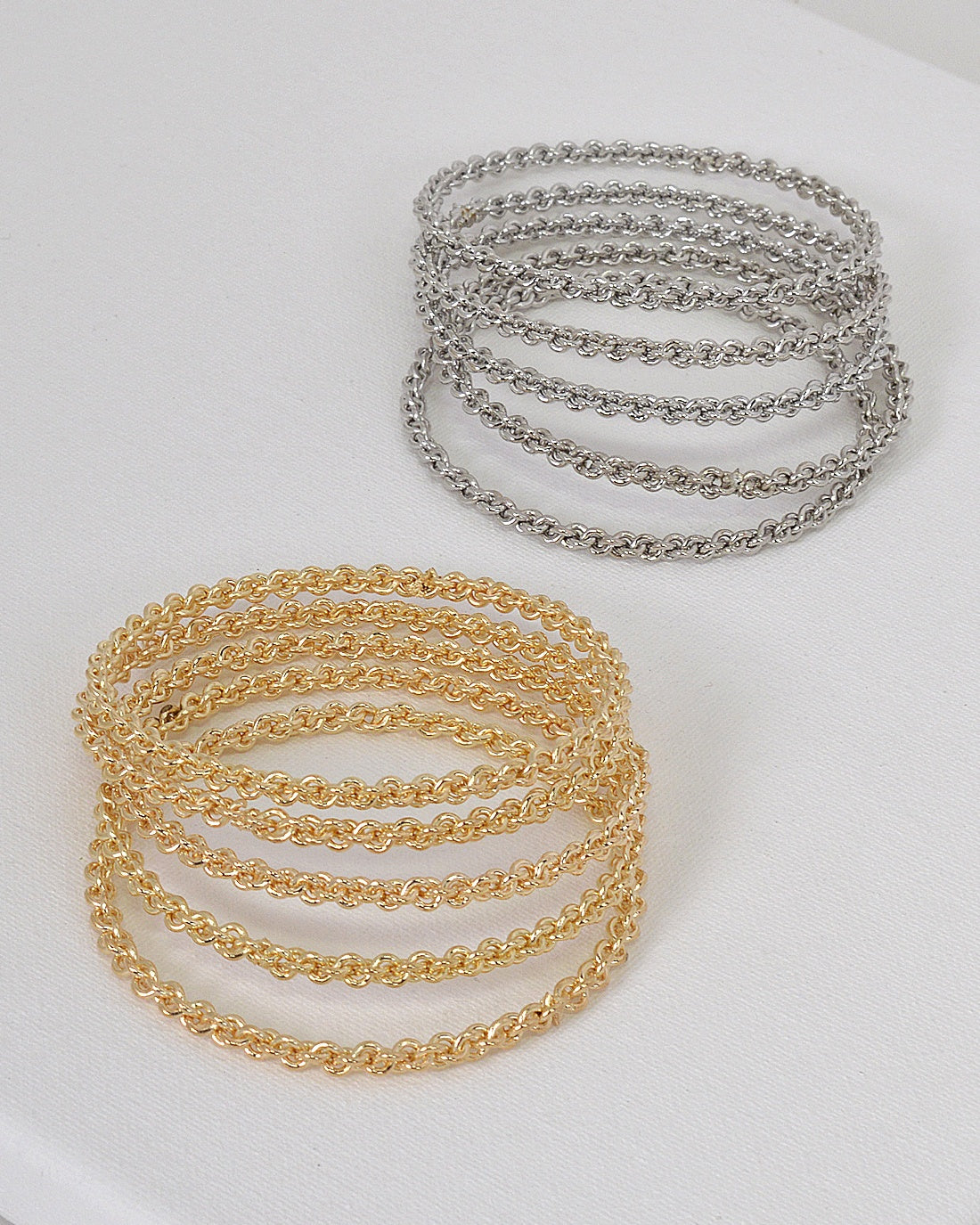 Stylish Wheat Chain Bangles