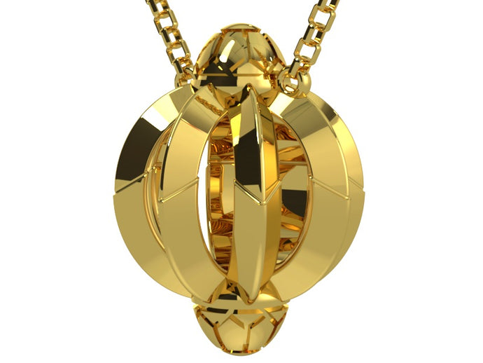 Sky Symphony Necklace - Vancelette Global Art Acquisitions