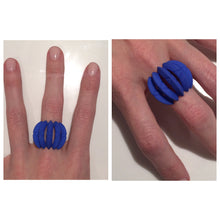 Constellation Ring | Lunar Moon COLOR|CODE - Vancelette Global Art Acquisitions