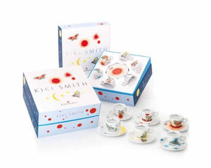 illy Art Collection Limited Edition Kiki Smith Espresso Cups Set