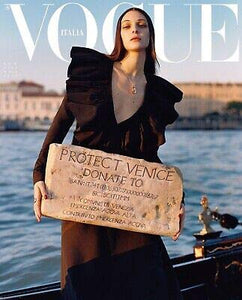 Vogue Italia February 2020 Vittoria Ceretti cover