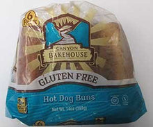 Canyon Bakehouse Gluten-free Hot Dog Buns 4pack - Vancelette Global Art Acquisitions