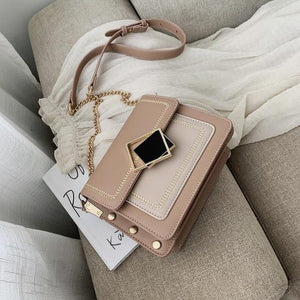Diamond Lock Love Handbag