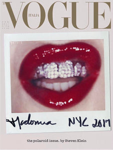 Vogue Italia Magazine (February, 2017) Madonna Cover by Steven Klein - Vancelette Global Art Acquisitions