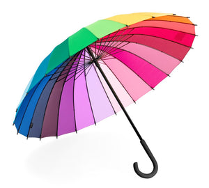Colorwheel Umbrella MoMA Exclusive - Vancelette Global Art Acquisitions