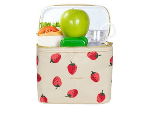 Kate Spade New York Lunch Tote - Strawberries - Vancelette Global Art Acquisitions