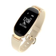 VS Pick | Wellness | S3 Smart Watch Women Wristbands Fitness Bracelet Heart Rate Monitor IP68 Waterproof Bluetooth For IOS Android - Vancelette Global Art Acquisitions