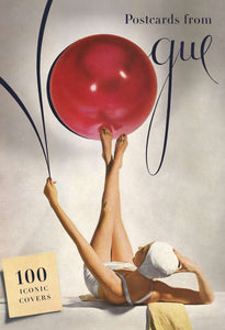 Postcards from Vogue: 100 Iconic Covers - Vancelette Global Art Acquisitions