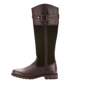 Ariat Women's Loxley H2O Western Boot, Chocolate, 8.5 B US