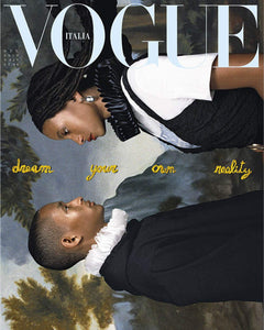 Vogue Italia October 2019 Jaden and Willow Smith cover