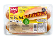 Schar Gluten Free Hot Dog Rolls, 8 Ounce ( Packaging May Vary ) - Vancelette Global Art Acquisitions