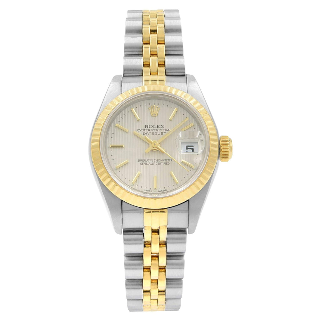 Rolex Datejust Automatic-self-Wind Female Watch 79173 (Certified Pre-Owned) - Vancelette Global Art Acquisitions