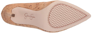 Jessica Simpson Women's PRAYLEE Shoe, Natural, 10 M US - Vancelette Global Art Acquisitions