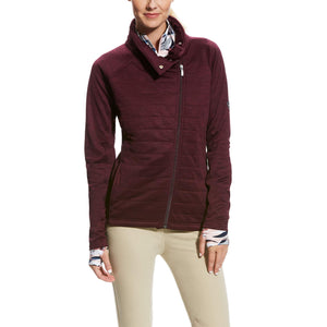 ARIAT Women's Vanquish Full Zip Jacket Beatroute Size Medium