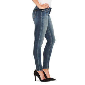 Jessica Simpson Women's Kiss Me Skinny Jeans, Wright, 25 Short - Vancelette Global Art Acquisitions