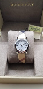 Burberry Heritage Nova Check 38mm Women's Watch - Vancelette Global Art Acquisitions