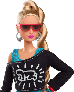 Barbie X Keith Haring Doll - Vancelette Global Art Acquisitions
