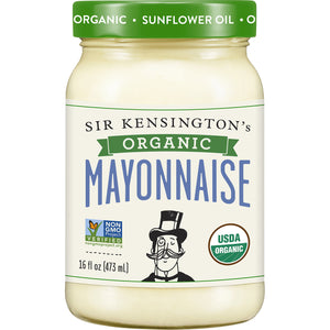 Sir Kensington's  Organic Mayonnaise 16 oz - Vancelette Global Art Acquisitions