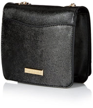Christian Siriano New York Women's Myriam Flap Cross-Body, Black - Vancelette Global Art Acquisitions