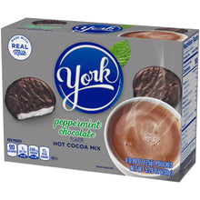 Hershey's Instant York Peppermint Hot Cocoa Mix, 5.29 oz