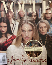 VOGUE ITALIA MAGAZINE - DECEMBER 2019 - A FAMILY DRAMA