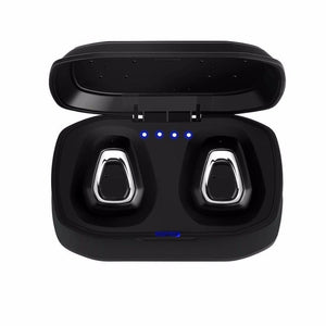 VS PICK| TECH | Wireless Bluetooth Headset Stereo Handfree Sports Bluetooth Earphone With Charging Box For Iphone Android PK X2T i7/i7s - Vancelette Global Art Acquisitions