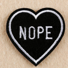 """Nope"" Sticker: V Series Stickers 