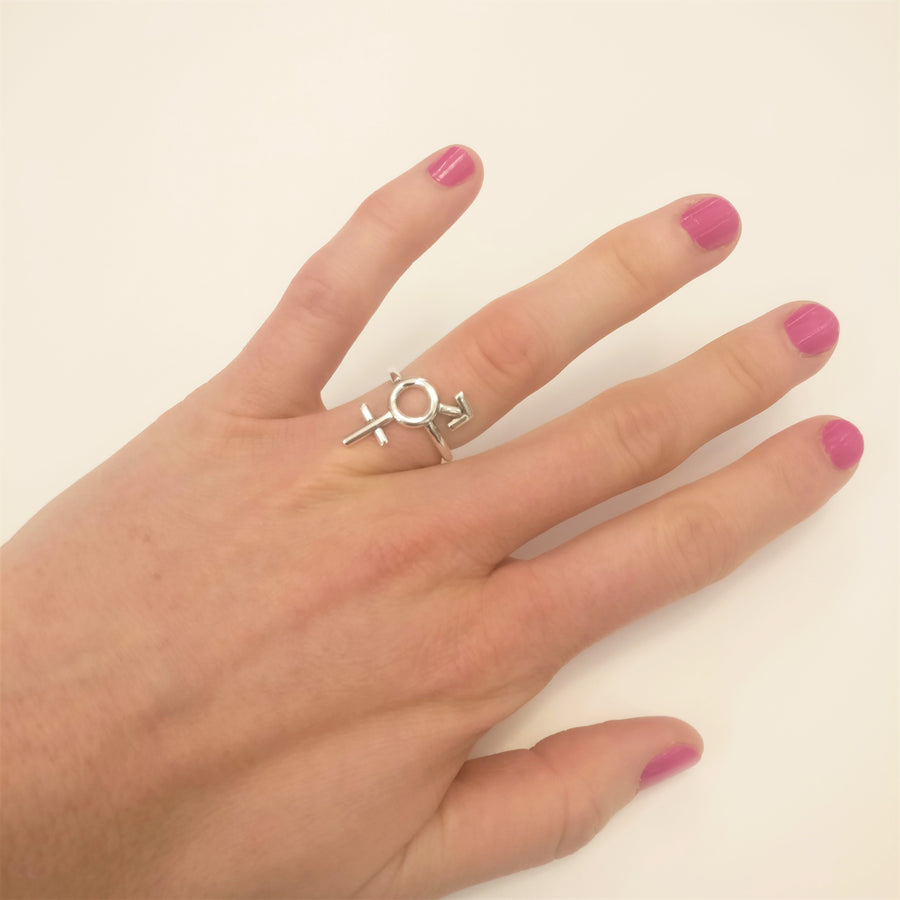 Gender Equality ring