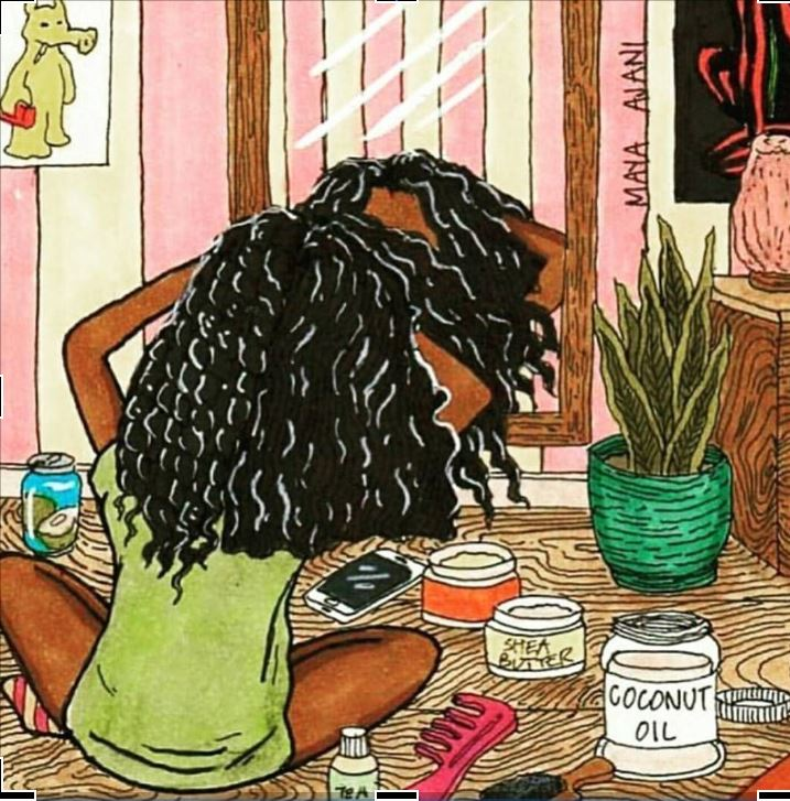 Natural Living 101: Afro Hair Care Tips!