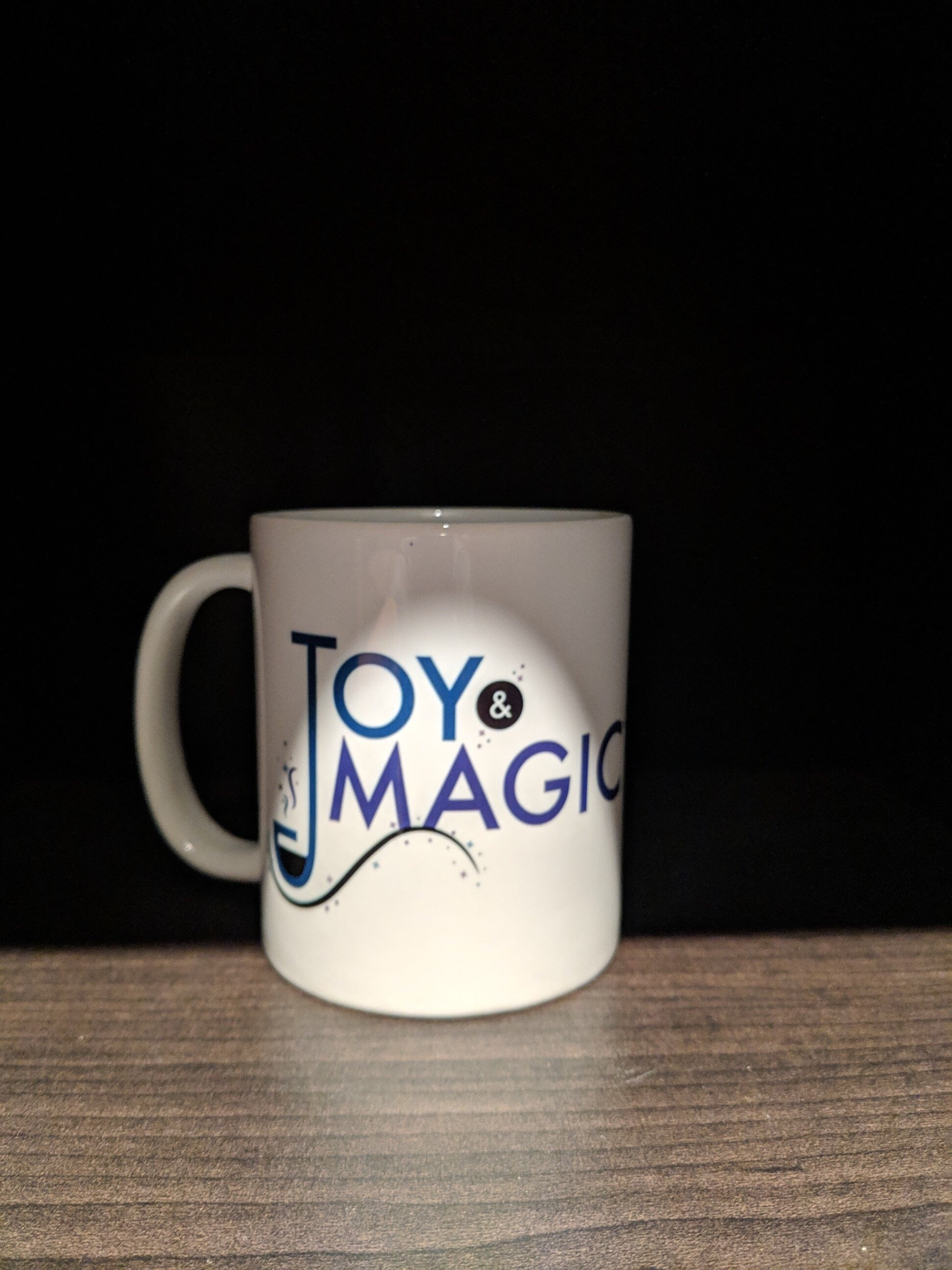 The Joy and Magic Brand Mug