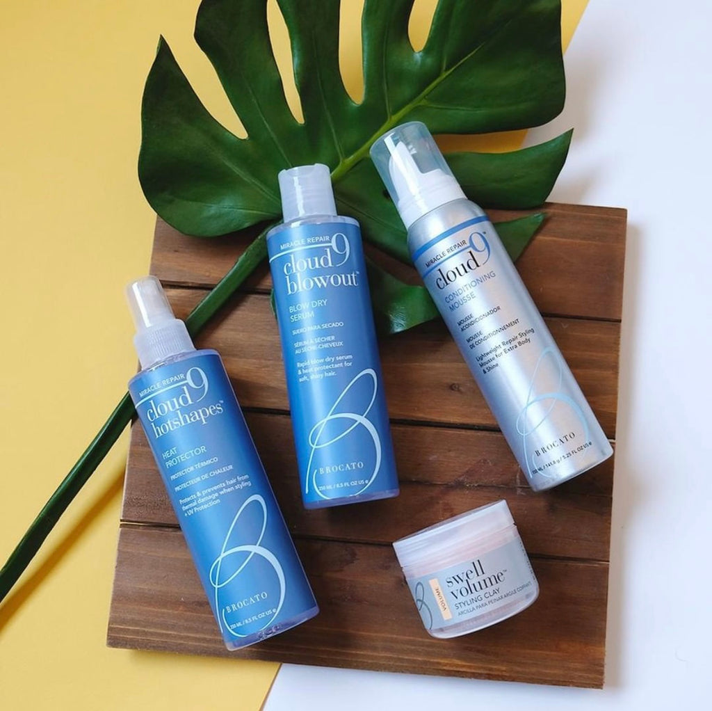 Cloud 9 Conditioning Mousse: Another Kind of Dry Shampoo