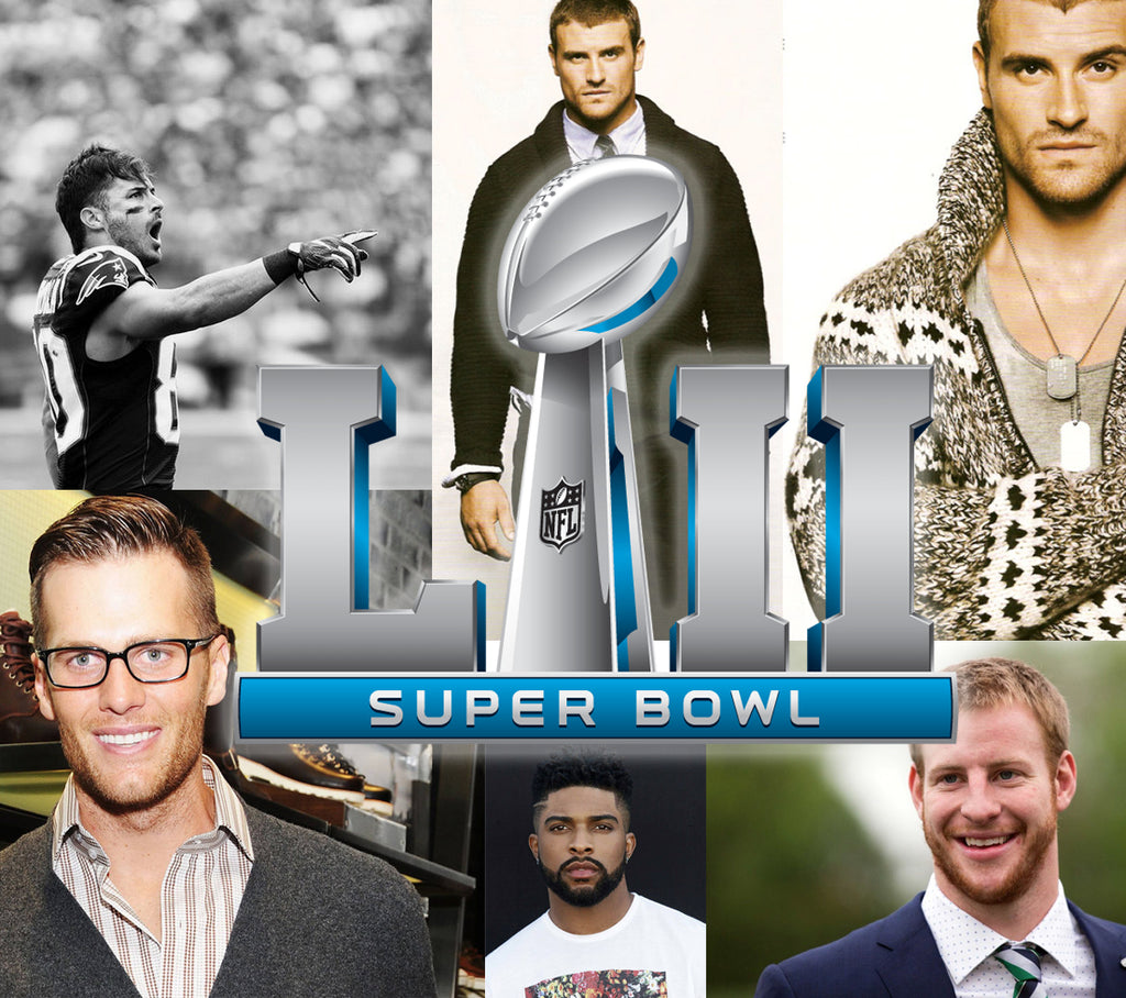 The Hot List: 7 Hot Heads of Hair Going to the Super Bowl