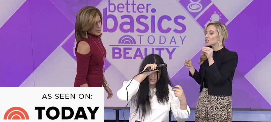 "AS SEEN ON THE TODAY SHOW: Vibrastrait PRO is a ""miracle product""!"