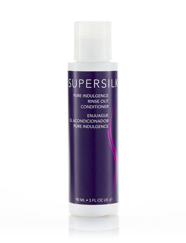 Supersilk Pure Indulgence Rinse-Out Conditioner 3oz