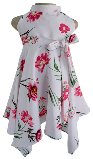 Dress for girls_ Faye Handkerchief Dress