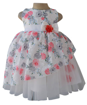 Baby Dress_Faye Cherry Floral Party Dress