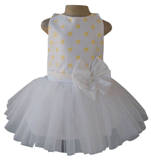 Dress for kids_Faye Lime Polka Tutu Dress
