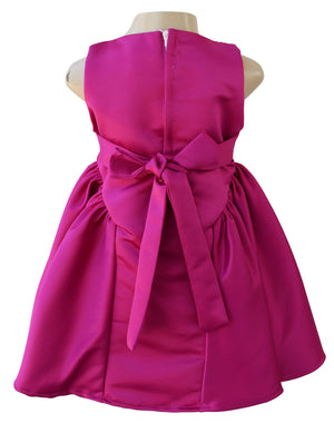 Faye Magenta Ceremonial Dress