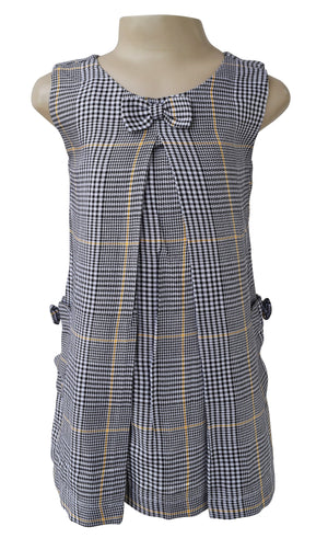 Faye Pleated Pocket Dress