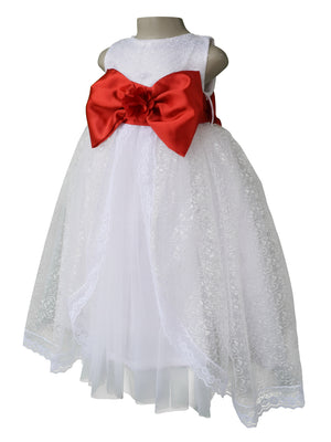 Party Gown with red bow_faye