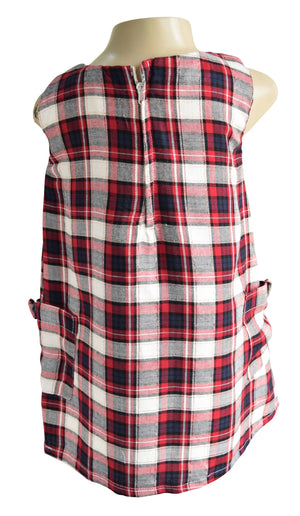 Checks Pleated Frocks