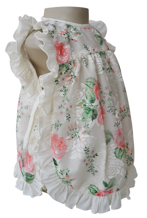 dress for baby girl_Faye Floral Baby Dress